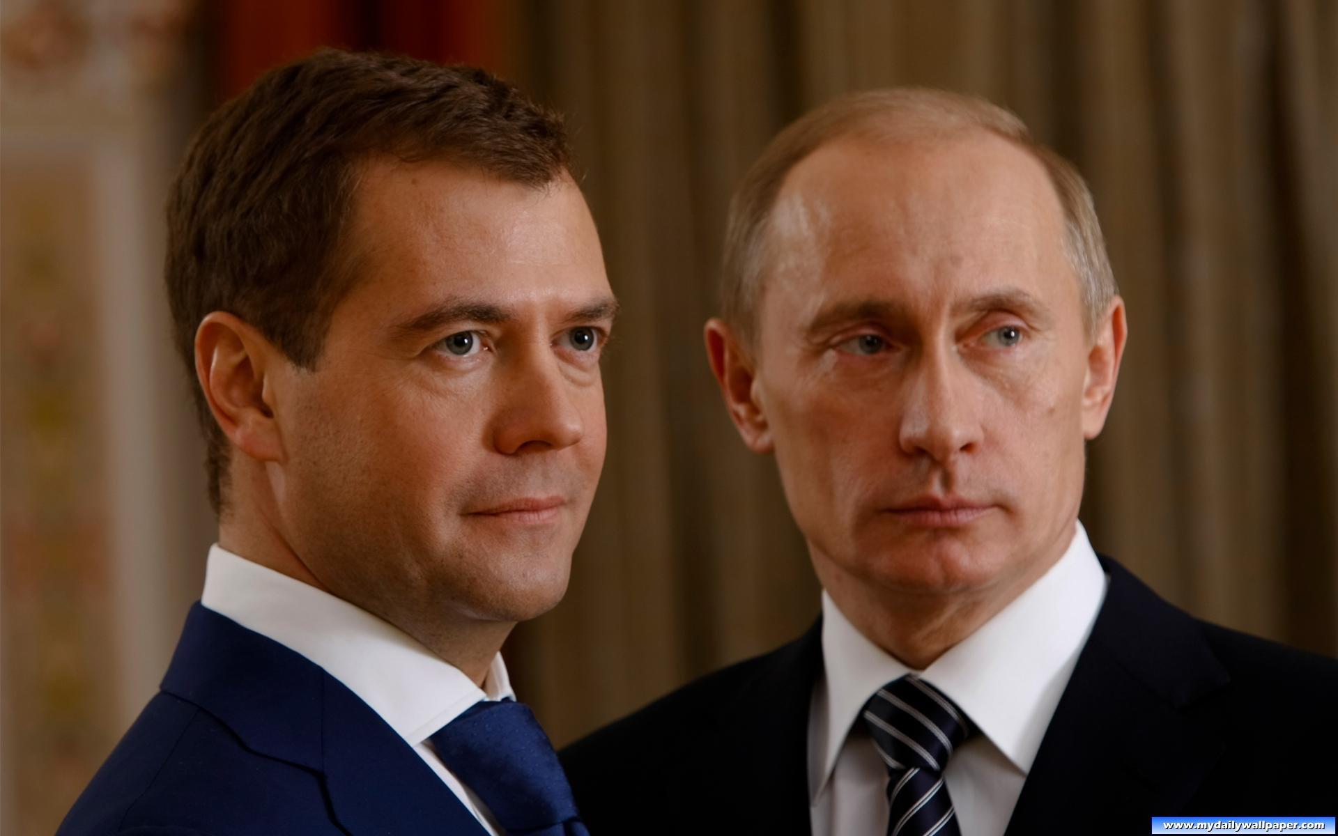 Прикольные фото путина и медведева 5 фотография